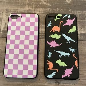 two iphone 8 plus cases